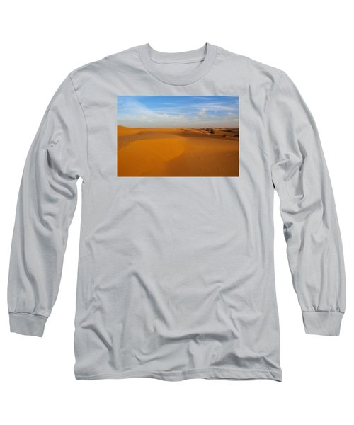 The Desert  Long Sleeve T-Shirt by Jouko Lehto