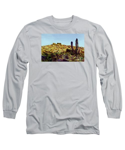 The Desert Place Long Sleeve T-Shirt