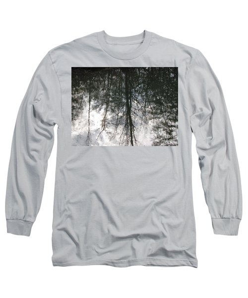 Long Sleeve T-Shirt featuring the photograph The Devic Pool 1 by Melissa Stoudt