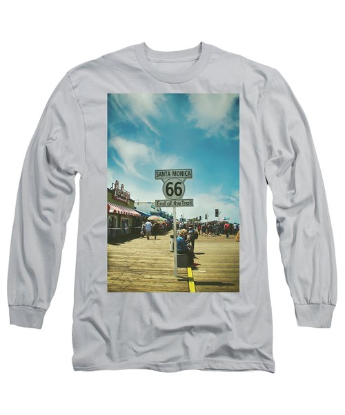 The End Of Sixty-six Long Sleeve T-Shirt
