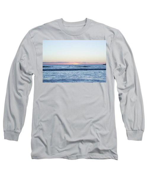The Final Moments Long Sleeve T-Shirt