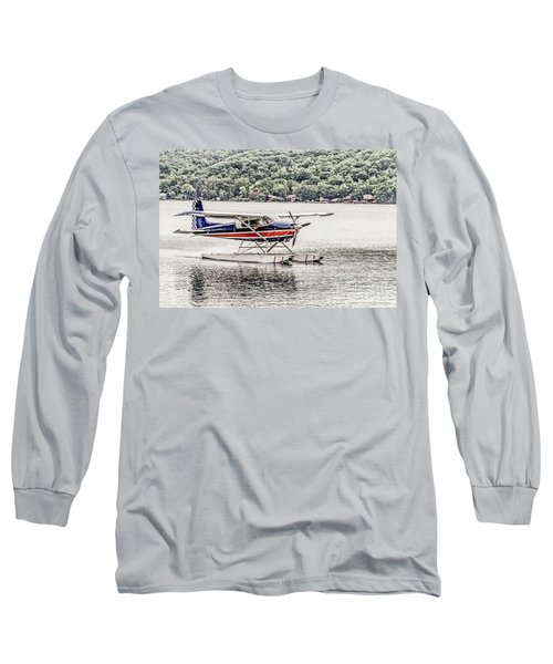 The Float Long Sleeve T-Shirt by William Norton