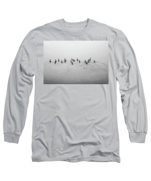 The Foggy Passage Long Sleeve T-Shirt