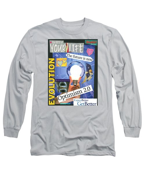 The Future Is Now Long Sleeve T-Shirt