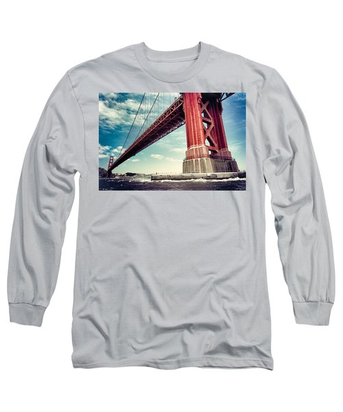 The Golden Gate Long Sleeve T-Shirt
