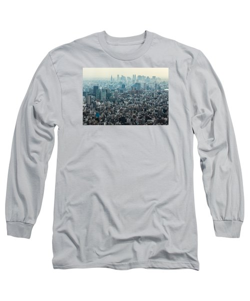 The Great Tokyo Long Sleeve T-Shirt