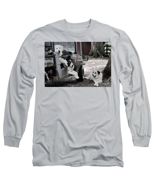 The Helpers Long Sleeve T-Shirt
