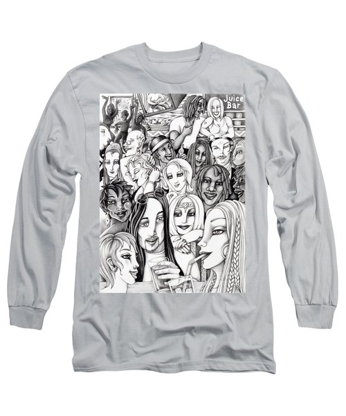 The In Crowd Long Sleeve T-Shirt