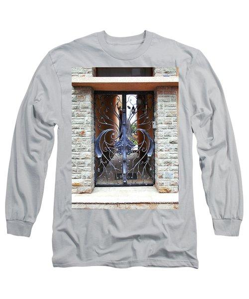 The Iron Gate Long Sleeve T-Shirt
