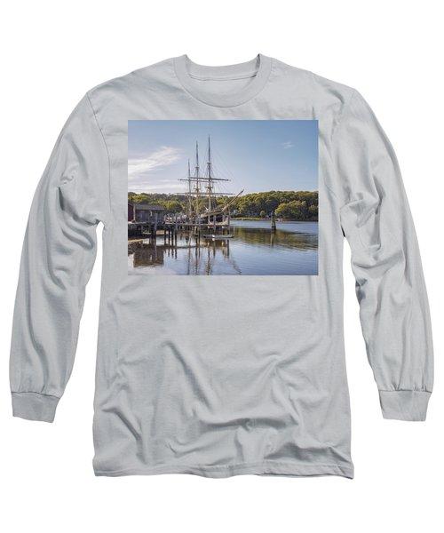 The Joseph Conrad Mystic Seaport Long Sleeve T-Shirt