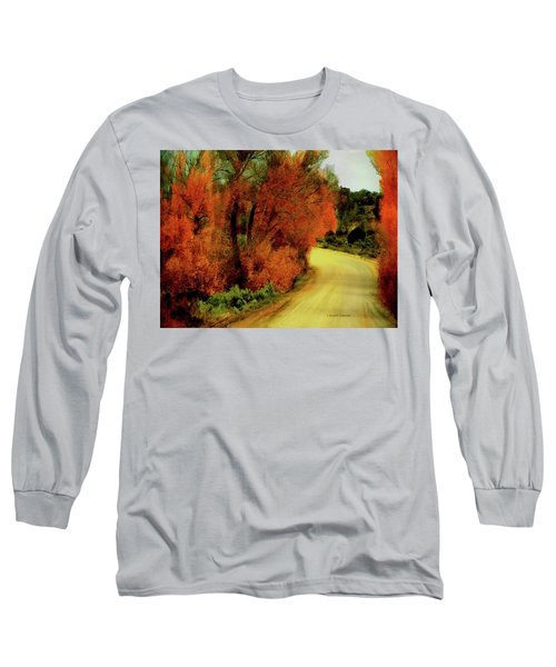 The Journey Home Long Sleeve T-Shirt by Lenore Senior