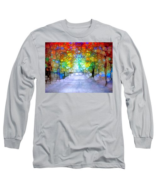 The Laughing Forest Long Sleeve T-Shirt