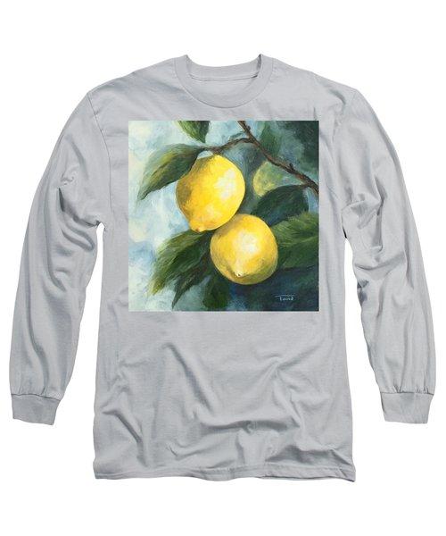 The Lemon Tree Long Sleeve T-Shirt
