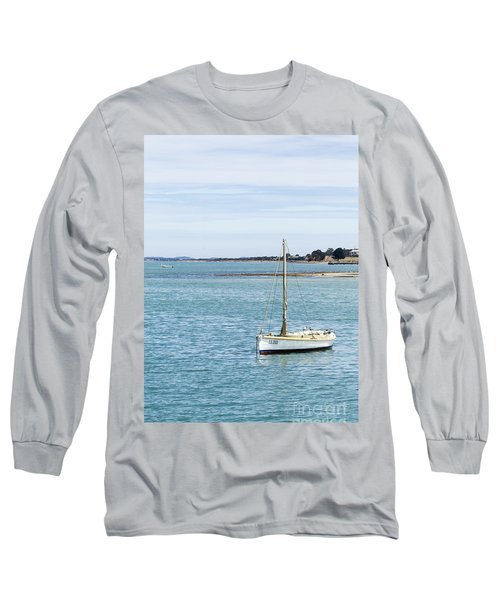 The Little Boat Long Sleeve T-Shirt