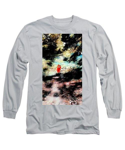 The Little Wood Nymph Long Sleeve T-Shirt