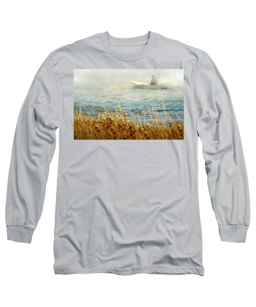 The Lone Rower Long Sleeve T-Shirt