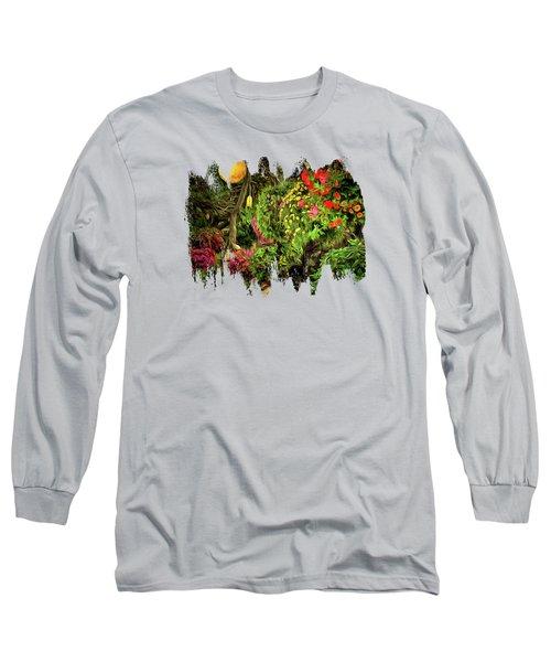 The Magical Garden Long Sleeve T-Shirt