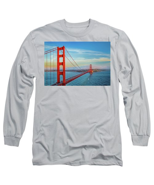 Long Sleeve T-Shirt featuring the photograph The Majestic by Az Jackson