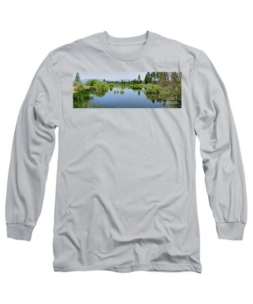 The Marsh Long Sleeve T-Shirt