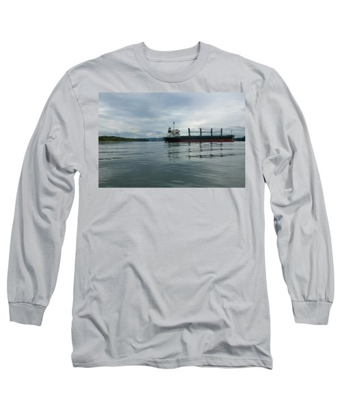 The Mighty Columbia Long Sleeve T-Shirt