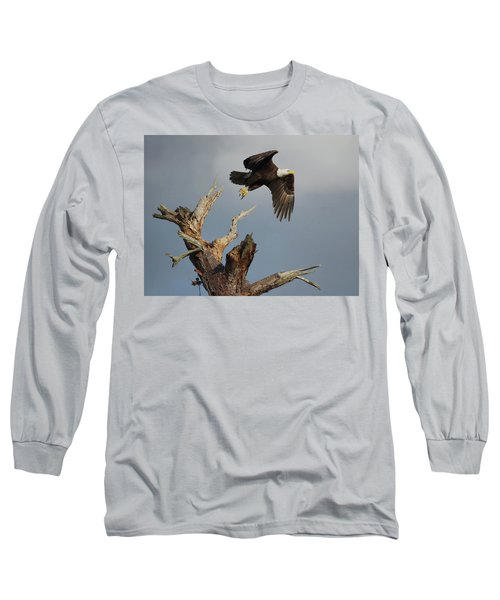 the Mighty Ozzie. Long Sleeve T-Shirt