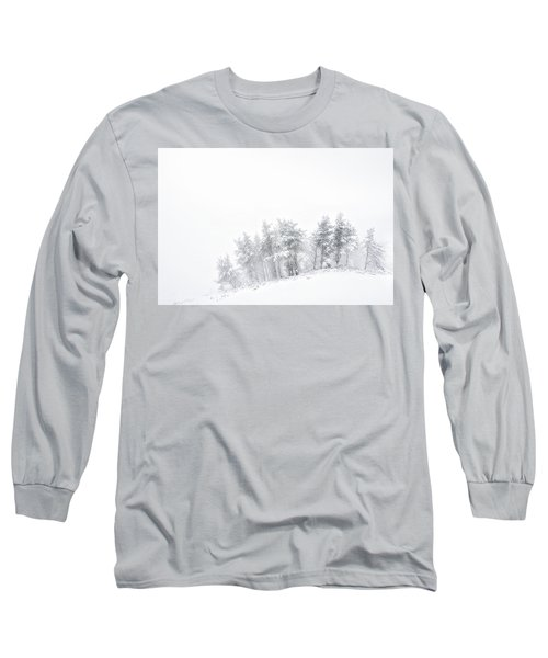 The Minimal Forest Long Sleeve T-Shirt