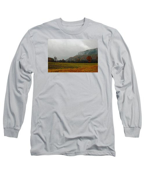 The Mist Long Sleeve T-Shirt by John Stuart Webbstock