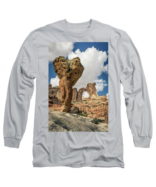 The Molar And Angel Arch Long Sleeve T-Shirt