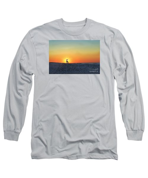 The Morning Watchtower Long Sleeve T-Shirt
