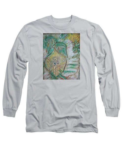 The Mustard Seed Long Sleeve T-Shirt