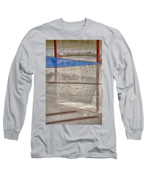 The Net Reflection Long Sleeve T-Shirt by Karol Livote