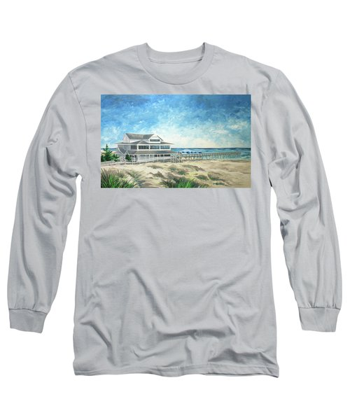 The Oceanic Long Sleeve T-Shirt