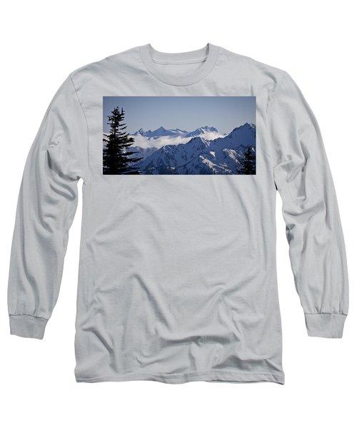 The Olympics Long Sleeve T-Shirt