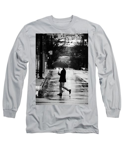 The One Chance I Found  Long Sleeve T-Shirt by Empty Wall