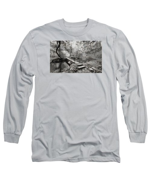 The Path To Nirvana Long Sleeve T-Shirt