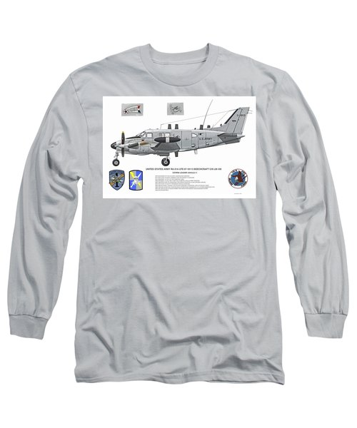 The Patriot Profile Long Sleeve T-Shirt