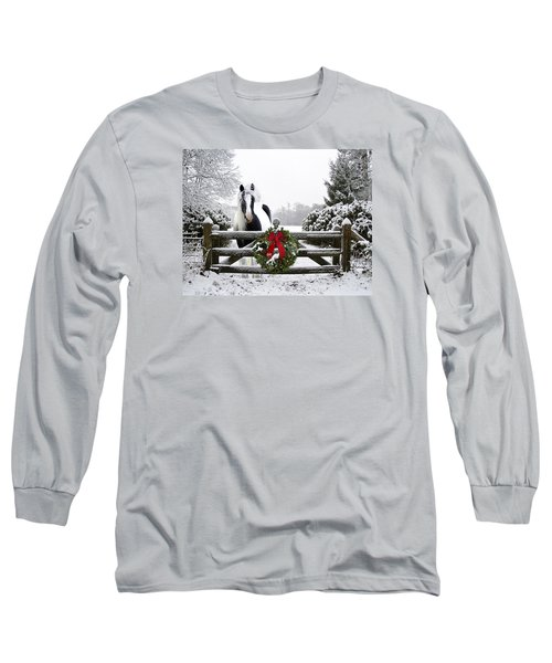 The Perfect Christmas Long Sleeve T-Shirt