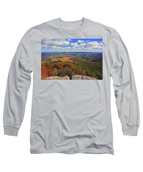 The Pinnacle On Pa At Long Sleeve T-Shirt