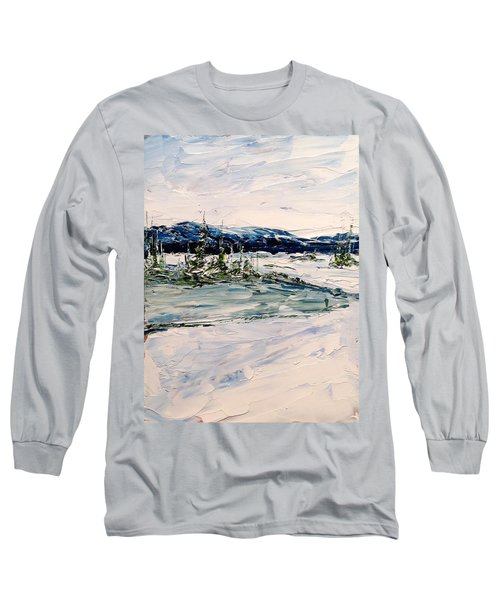 The Pond - Winter Long Sleeve T-Shirt