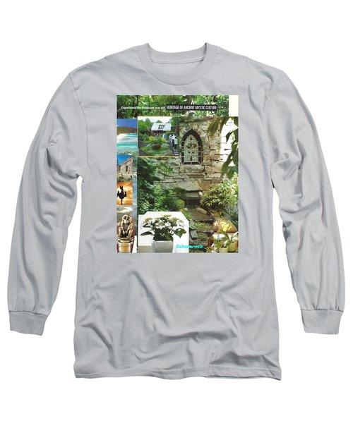 The Prayerful Garden Long Sleeve T-Shirt