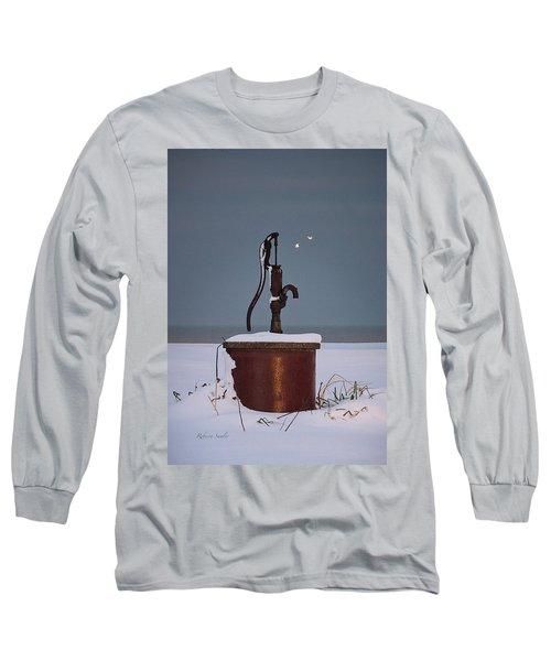The Pump Long Sleeve T-Shirt