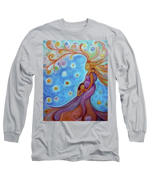 The Queen And Her Childrens  Long Sleeve T-Shirt