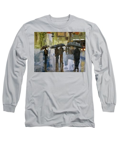 The Rain Came Long Sleeve T-Shirt