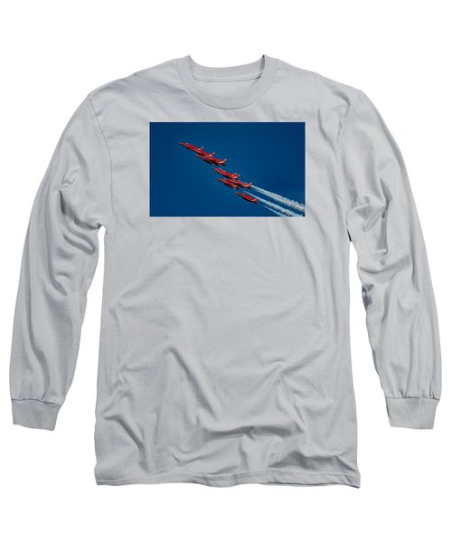 The Red Arrows Long Sleeve T-Shirt