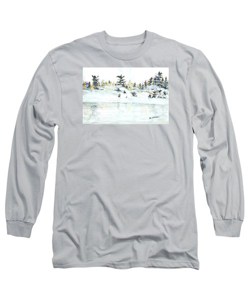 The Reflection Lake Long Sleeve T-Shirt