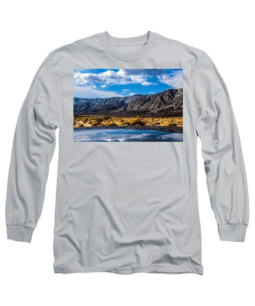 The Reflection On The Roof Long Sleeve T-Shirt