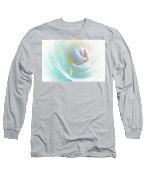 The Rose By Scott Cameron Long Sleeve T-Shirt