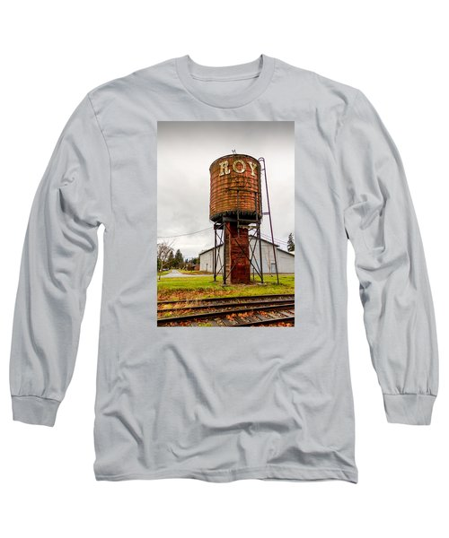 The Roy Water Tower Long Sleeve T-Shirt