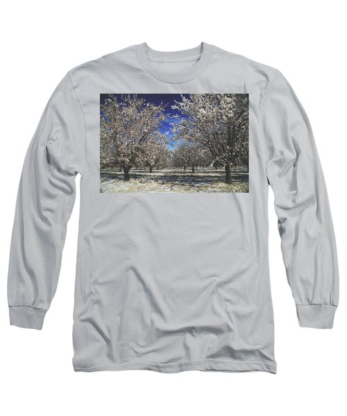 Long Sleeve T-Shirt featuring the photograph The Season Of Us by Laurie Search
