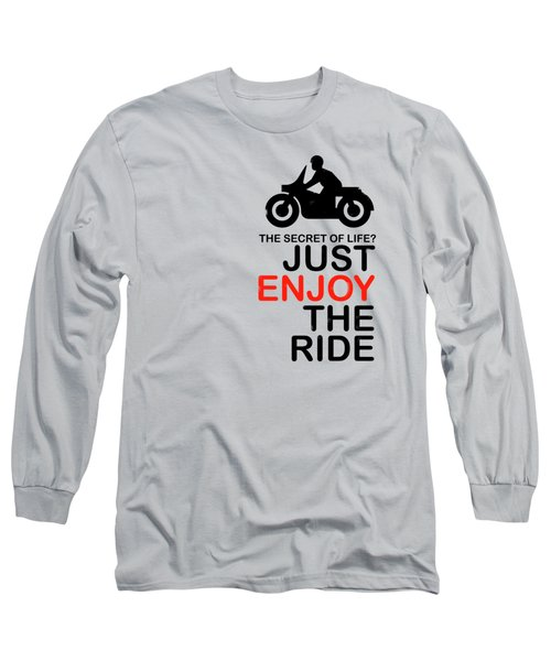 The Secret Of Life Long Sleeve T-Shirt